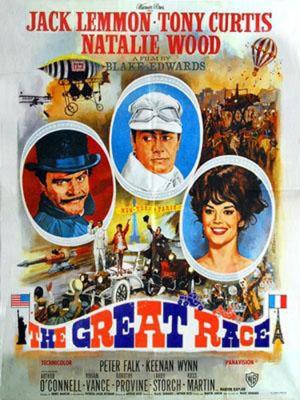 La carrera del siglo (The Great Race)