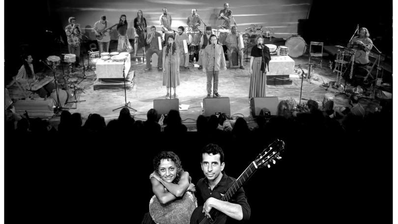 Coetus y Eliseo Parra + Luna Monti y Juan Quintero