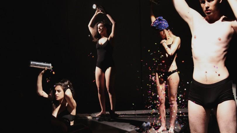 Velada teatral | Compañía de Investigación Teatral del Instituto Superior de Danza Alicia Alonso