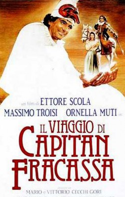 El viaje del capitán Fracassa (Il viaggio di Capitan Fracassa)