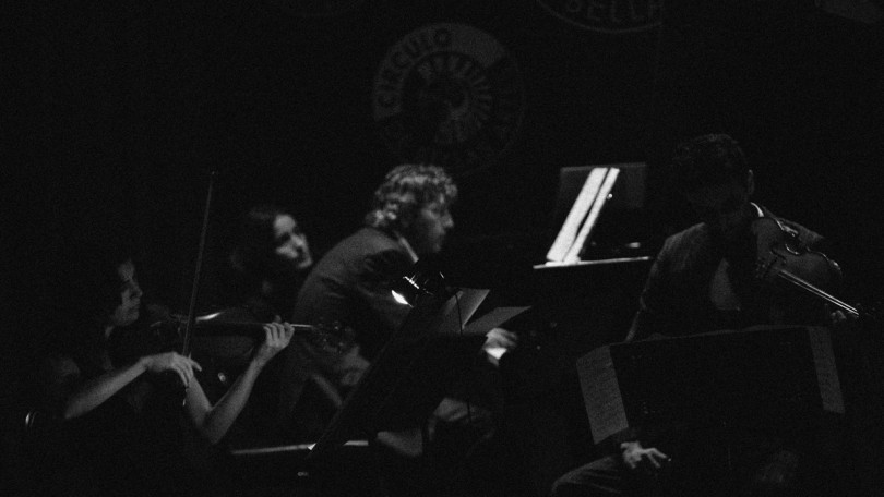 Concierto: Arnold Schönberg