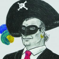 Carnaval ¡Piratas! 6×5