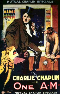 Sesión 4: Charles Chaplin – Cortometrajes