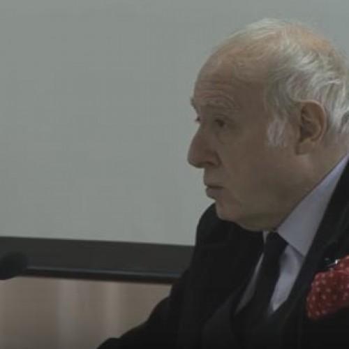 Eduardo Arroyo. Conferencia