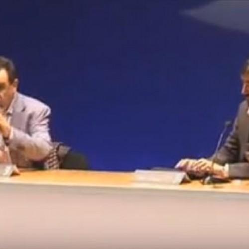 Arsenio e Ignacio Escolar. Cara a cara