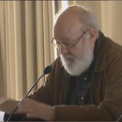 José Luis Cuerda. Conferencia