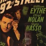La casa de la calle 92 (The House on 92nd Street)