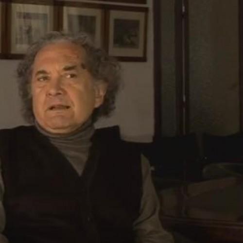 Ricardo Piglia. Entrevista