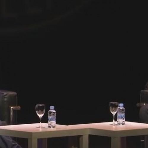 Salman Rushdie. Medalla de Oro del CBA