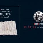 XX Lectura Continuada del Quijote