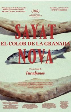 Sayat nova – El color de la granada