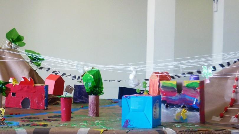Taller: Juguetes de arquitectura | 9-12 años