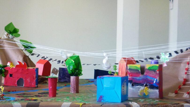 Taller: Juguetes de arquitectura   9-12 años