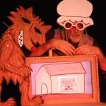 Teatralia: Little red riding hood (Caperucita roja)