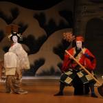 Teatro Kabuki: En los límites de Osaka, bajo la nieve del amor
