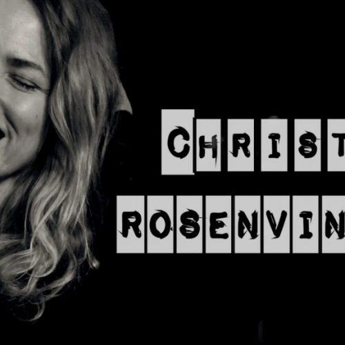 Christina Rosenvinge. Entrevista