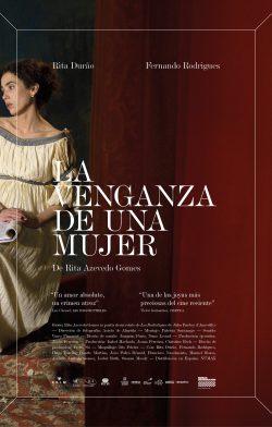 La venganza de una mujer (A vingança de uma mulher)