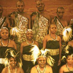 Música polifónica: Wagogo (Tanzania)