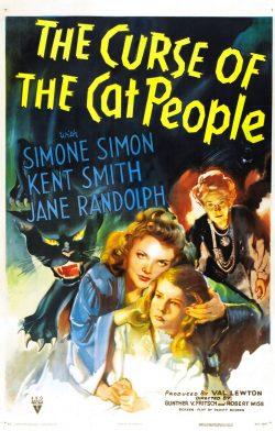 La venganza de la mujer pantera (The Curse of the Cat People)
