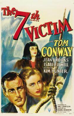 La séptima víctima (The Seventh Victim)