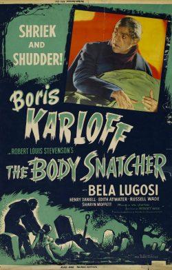 El ladrón de cuerpos (The Body Snatcher)