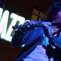 Jorge Pardo. Flamenco-Jazz Trío