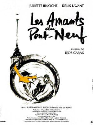Los amantes del Pont-Neuf (Les amants du Pont-Neuf)