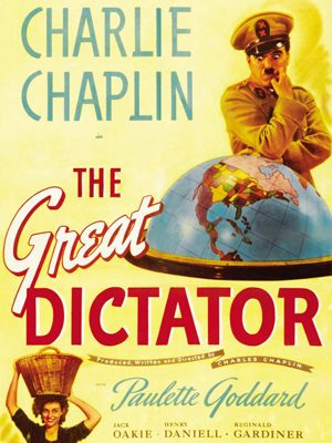 El gran dictador (The Great Dictator)