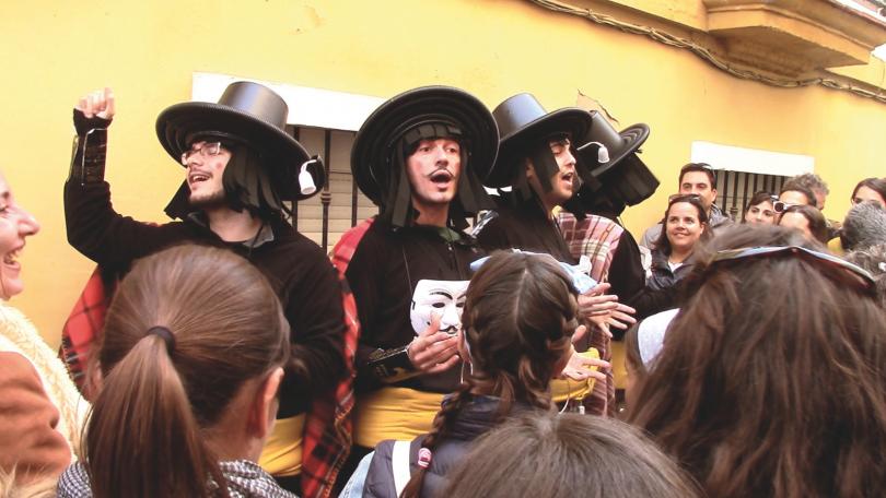 Estreno: La fiesta de los locos