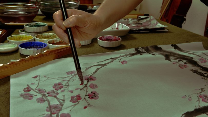 Taller de pintura coreana