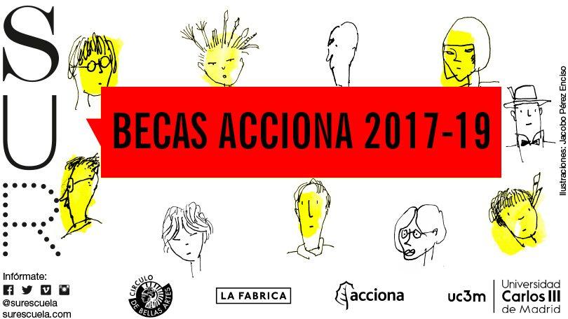 Becas ACCIONA. Escuela SUR