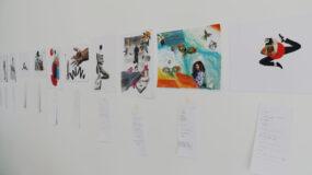 Taller: El discreto encanto del collage