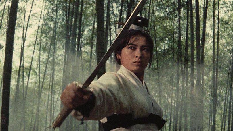 Taiwán en la pantalla: dragones voladores, espadas errantes, King Hu y otros maestros del cine Wuxia