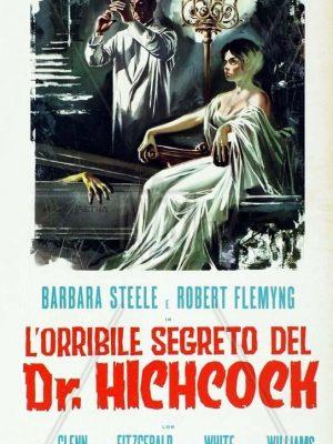 El horrible secreto del Dr. Hitchcock