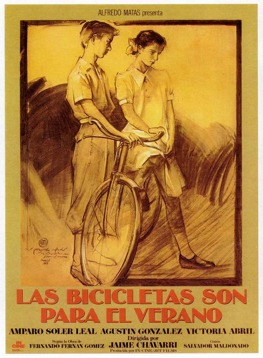 Las bicicletas son para el verano - Círculo de Bellas Artes