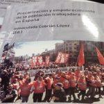 Presentación del libro: Precarización y empobrecimiento de la población trabajadora en España