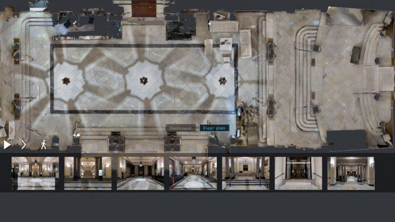 Alquiler de espacios CBA: visítanos en 3D