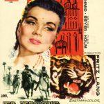 El tigre de Esnapur (Der Tiger von Eschnapur)