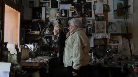 Estreno: The Seasons in Quincy. Four Portraits of John Berger