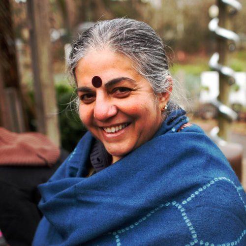 Vandana Shiva. Apuntes del Círculo
