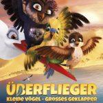 Richard la cigüeña (Überflieger – Kleine Vögel, großes Geklappe)