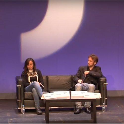 Isaac Rosa, Daniel Gascón y Elvira Navarro. Conversación