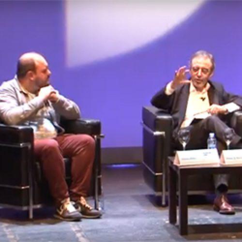 Manuel Borja-Villel, Niño De Elche y Pedro G. Romero. Mesa redonda