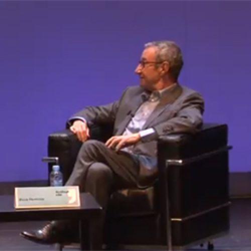 Carlos Boyero y Borja Hermoso. Diálogo