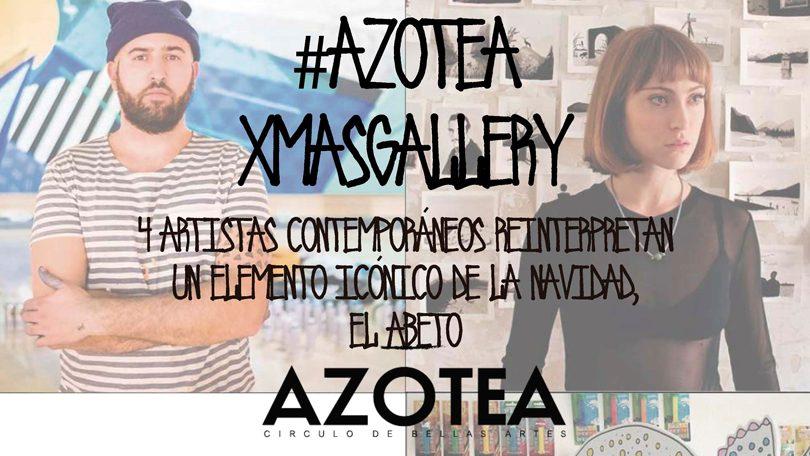 Azotea Xmas Gallery