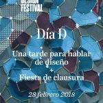 Día D. Clausura del Madrid Design Festival 2018