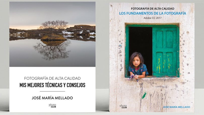 Presentación: últimos libros de José María Mellado