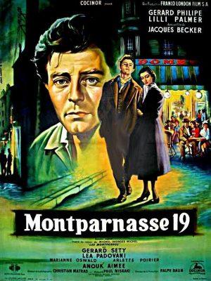 Los amantes de Montparnasse (Les amants de Montparnasse)