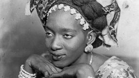 El Senegal elegante de la primera mitad del siglo XX. Anónimos de Saint-Louis y Mama Casset
