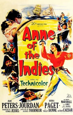 La mujer pirata (Anne of the Indies)